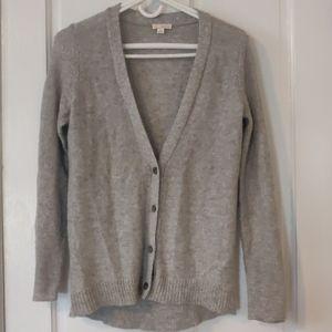 Gap Silver Sweater